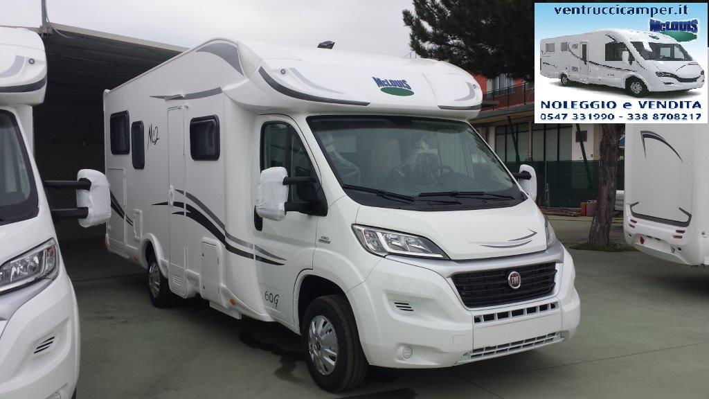 Noleggio camper autocaravan vendita camper nuovo e usato ventrucci s r l entra nel sito e - Camper 4 posti letto ...