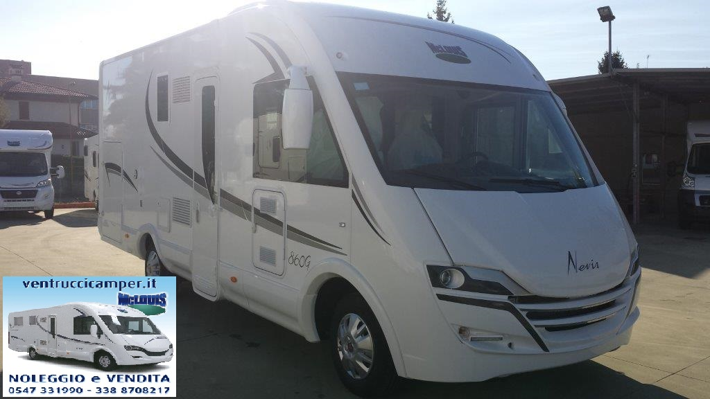 Noleggio camper autocaravan ravenna vendita camper nuovo e usato ...